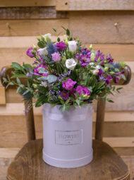 Velký elegantní flowerbox