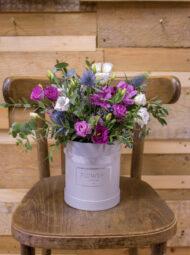 Střední elegantní flowerbox
