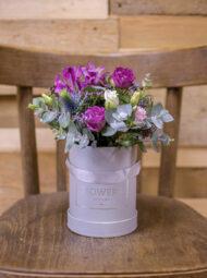 Malý elegantní flowerbox