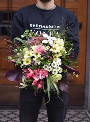 Veliká trvanlivá kytice