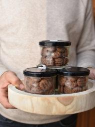 Sušenky kokosovo-kakaové