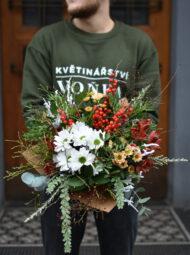 Veliká zimní kytice
